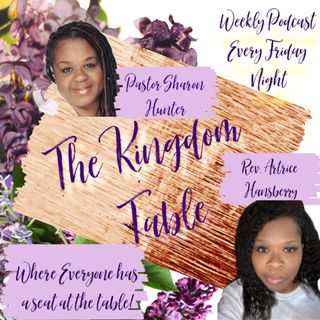 Kingdom Table episode 8: Part 2 Do Christians have anxiety?