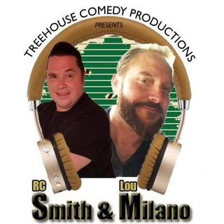 Smith And Milano - 'Live at Treehouse Comedy Club Part 2' - Season 2, Episode 7 - 2-12-18