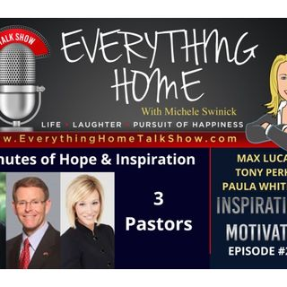 #2010:  Messages Of Hope From Pastors Max Lucado, Tony Perkins And Paula White