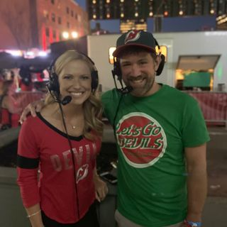Erika Wachter at Devils 2019 Draft Day Festivities | Conversations [State of the Fan Address E8]