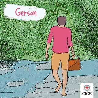 Saltar al agua: el día que le cambió la vida a Gerson