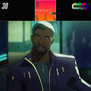 30. What If? 1x02: T'Challa Became a Star-Lord?