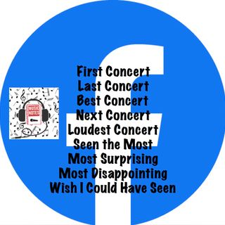 Episode 18 - Facebook Status Challenge: Concerts