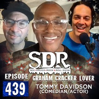 Tommy Davidson (Comedian/Actor) - Graham Cracker Lover