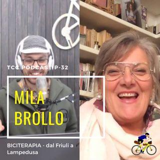 TCC Show - P19 Mila Brollo - Biciterapia