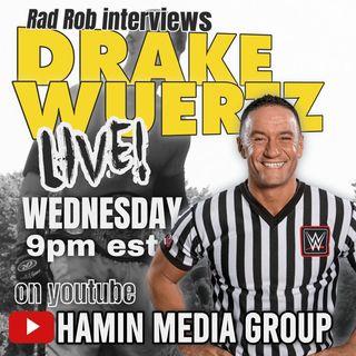 RTW Rewind : Former NXT Referee Drake Wuertz!