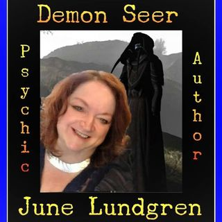 June Lundgren  Psychic Investigator and Angelic Profit