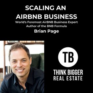 How to Scale an AirBNB Business with Brian Page