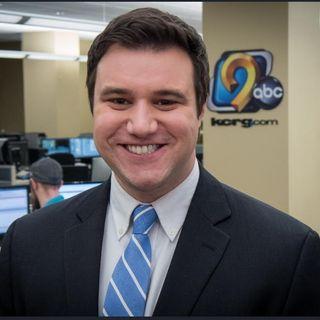 Josh Scheinblum - Investigative Reporter (KCRG; Cedar Rapids, IA.)