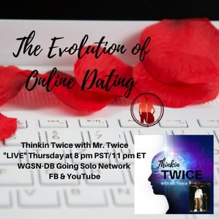 The Evolution of Online Dating