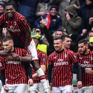 Milan 3 - Udinese 2