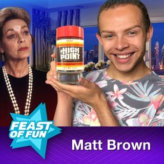 FOF #2639 – Matt Brown: The Most Ridiculous Celebrity Endorsements Ever