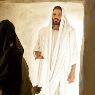 How was Jesus' death a real sacrifice if He knew He would be resurrected?