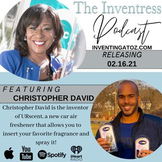 Episode 89 - Christopher David (CEO of URscent/Entrepreneur)