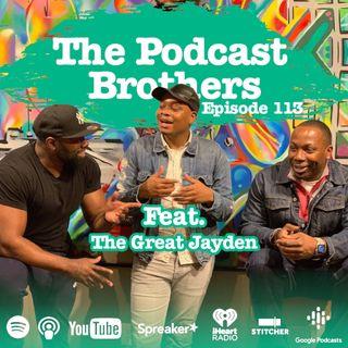 The Bro Code W/@TheGreatJayden
