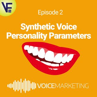 Synthetic Voice Personality Parameters