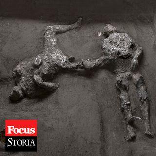 Le ultime vittime di Pompei   Valeria Amoretti