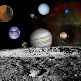 I dieci pianeti e l'astrologia
