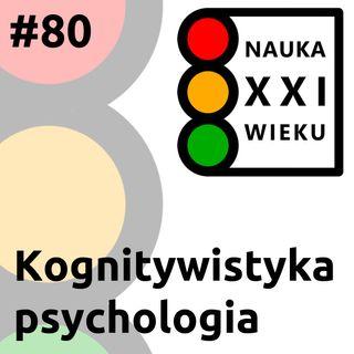 Kognitywistyka, psychologia