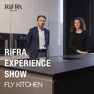 5 Caratteristiche che rendono particolare la Cucina FLY di RiFRA.