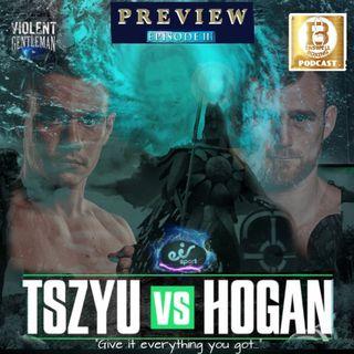 Give It Everything You Got Tszyu v Hogan