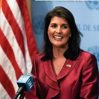 Listen to US UN Envoy Nikki Haley scold UN General Assembly for anti-Israel vote