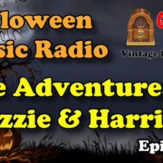 Halloween, The Adventures Of Ozzie & Harriet Vintage Radio Show | Good Old Radio #podcast #halloween #ClassicRadio
