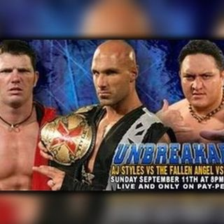 ENTHUSIASTIC REVIEWS #5: TNA Unbreakable 2005 Watch-Along