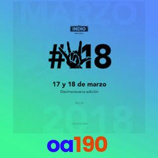 BullterrierFM presenta: El Oasis #190