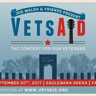 Joe Walsh Vets Aids 2017
