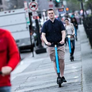 Weaponized Zombies on Foot Scooters Pose Serious Threat in San Francisco