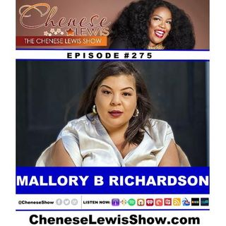 Mallory B. Richardson | Episode #275