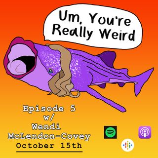 Ep 5: Haunted Lotions w/ Wendi McLendon-Covey