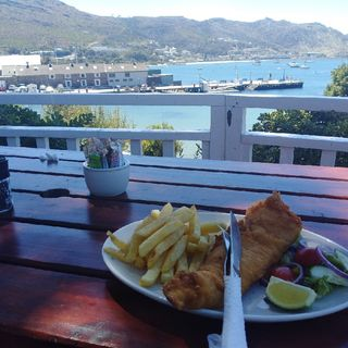 Episode 14 - Gatsby, Fish & Chips, Cape Magic