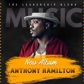 One-On-One with RnB singer Anthony Hamilton
