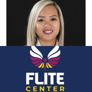 Maria Vo of FLITE Center of Broward County
