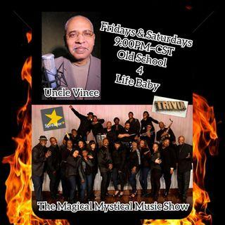 The Magical Mystical Music Show 5-28-2021