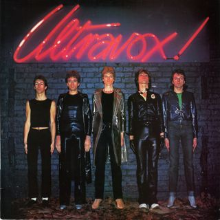 Ultravox! - Dangerous rhythm