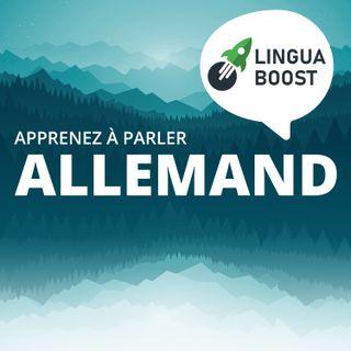 Apprendre l'allemand avec LinguaBoost