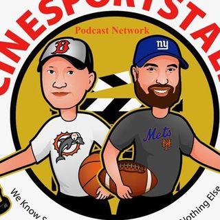 The CineSportsTalk Experience – S6 E4 – Brady Gets A New Toy