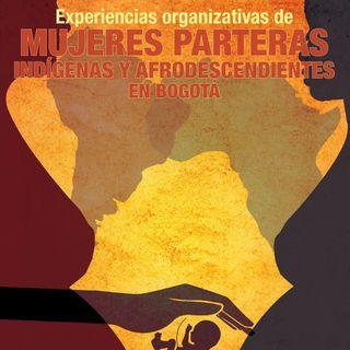Red de parteras étnicas en Bogotá
