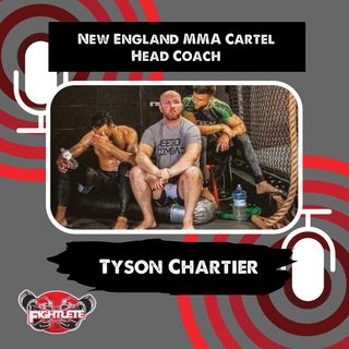 New England Cartel MMA Head Coach, Owner Top Game Management, Tyson Chartier on Kattar vs. Holloway