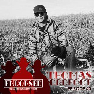 40. Thomas Crofoot | COWI Brand