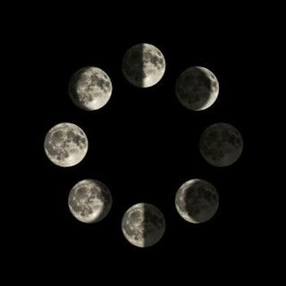 Técnicas Naturais e As Fases Da Lua