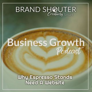 Why Espresso Stands Need A Website