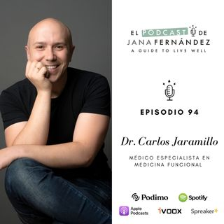 El milagro metabólico, con el dr. Carlos Jaramillo