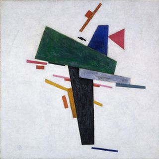 Episode 59: Kazimer Malevich: Finding Refuge in Abstraction