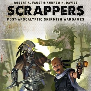 Skirmish Supremacy Episode 66 - Bob Faust and Andrew Davies (Scrappers, Brink of Battle)