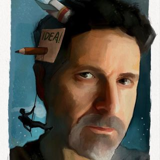 Loris Bosk - Illustratore, Caricaturista, Fumettista