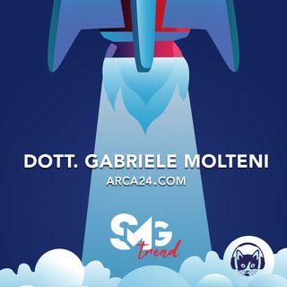 Gabriele Molteni, Arca24.com